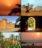 Mosaique du Maroc poster
