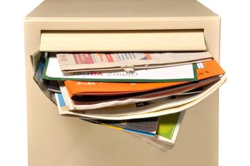 boîte à lettres au retour de vacances 02