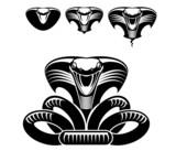 Cobra mascot poster