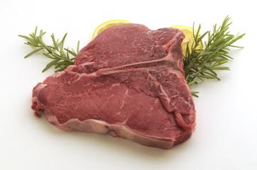 Bistecca alla fiorentina cruda - Secondi di carne toscana