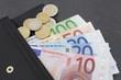 Geldbörse mit Rente