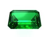 Torques emerald gemstone