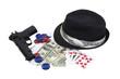Gangster gambling kit