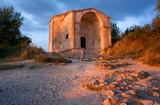 Ancient building (Crimea, Mausoleum) poster