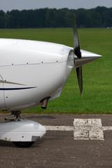 Flugzeug, Motorflugzeug