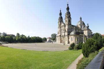 Fulda Dom St. Salvator barock Hessen