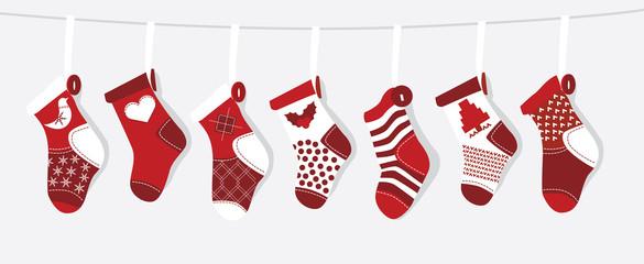 Christmas Stocking - Green