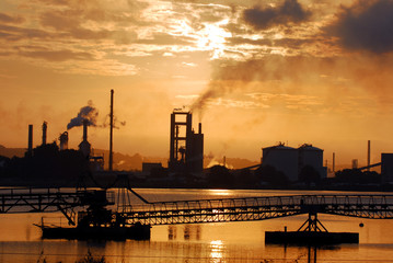 Pollution industrielle