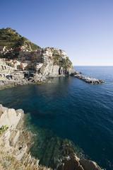 Italien, Ligurien, Manarola