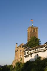 Deutschland, Thüringen, Wartburg