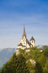 Österreich, Rankweil, Kirche