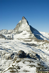 Schweiz, Matterhorn, Gebirge