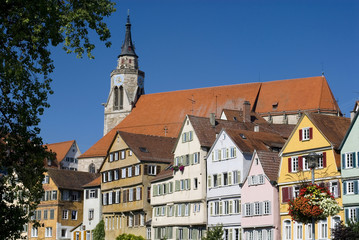 Deutschland, Tübingen, Altstadt
