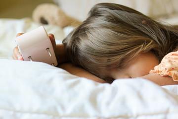 dormir malgré le réveil