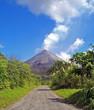 Auf dem Weg zum Arenal, Costa Rica
