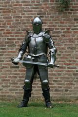 Ritter mit Schwert _1