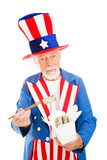 Uncle Sam Eats Dim Sum poster
