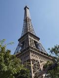 La Torre Eifel de Paris poster