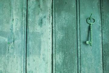 The old door 3
