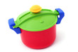 saucepan pot toy isolated