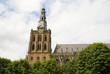 Постер, плакат: Gothic cathedral in Den Bosch