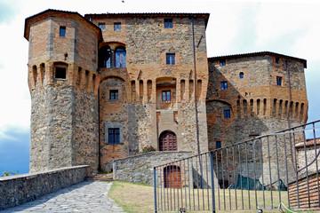 Castello Medioevale di Sant'Agata Feltria - Marche - Italia