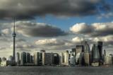 Fototapeta horyzont - wybrzeże - Widok Miejski