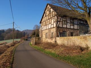 Bauernhof in Westhofen