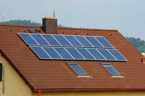 solar panels - 16168931