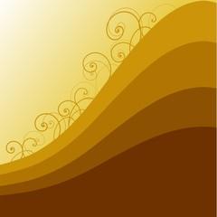 sfondo oro