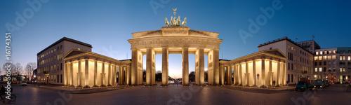 Foto Spatwand Berlijn Brandenburger Tor / Brandenburg Gate