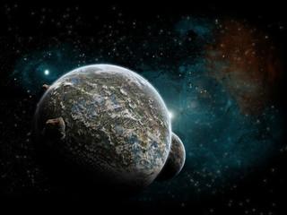 Planet Extra-terreste - Univers Exploration