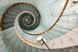 Fototapety high lighthouse stairs