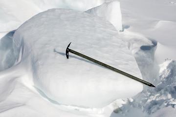 Ice axe