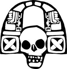 Headphones of the Maya #1