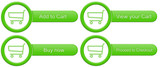 Green shopping cart buttons