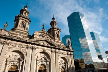 Metropolitan Cathedral, Santiago de Chile