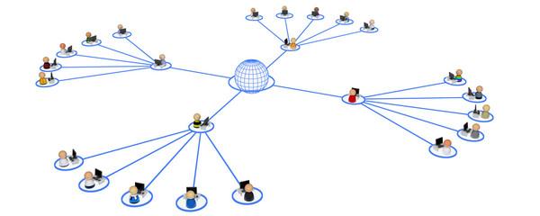 Cartoon Crowd, Network Proxies