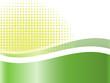 grün hintergrund rahmen vektor
