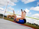 Fototapety High Jump