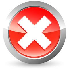 abbrechen - button
