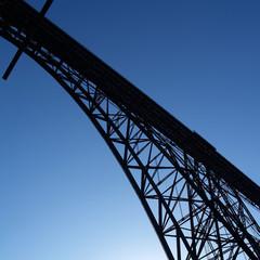 Münstener Brücke - Detail