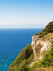 View at Aegean sea