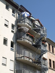 Wohnen am Heine Kanal
