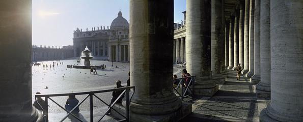 ITALY, Lazio, Rome, St. Peter's square