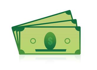 Dollarnote ICON