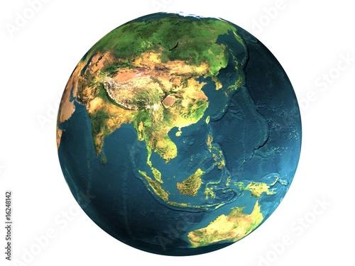 Plexiglas terre
