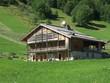 chalet traditionnel en Haute Savoie