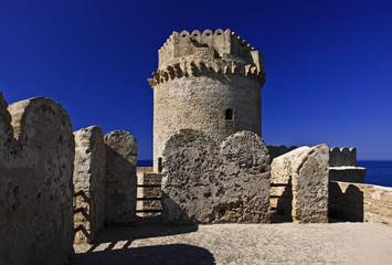 ITALY, Calabria, Ionian sea coast, Capo Rizzuto