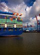 Containerschiff, Container